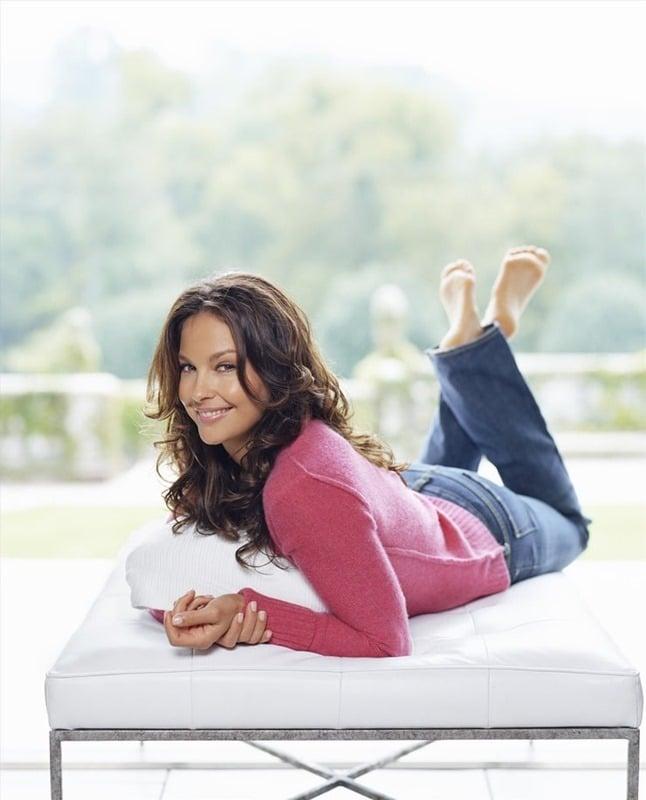 Ashley Judd Height, Body Statistics