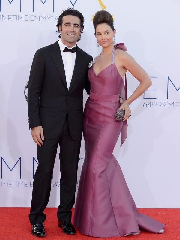 Ashley with Boyfreind / Souse Dario Franchitti