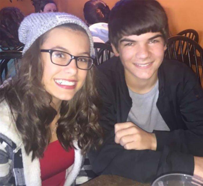 Madisyn Shipman with Boyfriend Logan Patrick