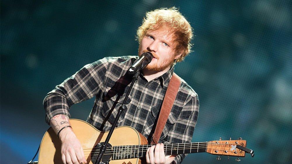 Ed Sheeran Height Weight girlfriend