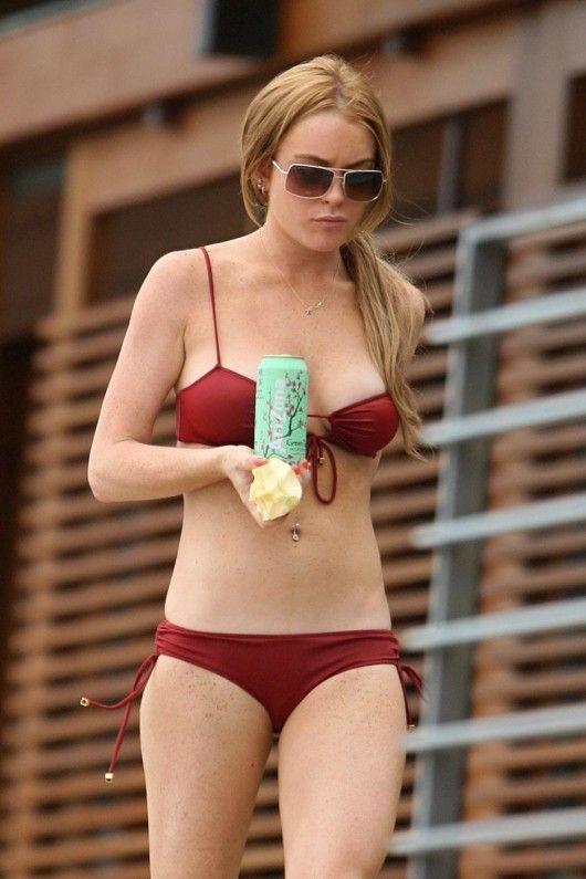Lindsay Lohan Hot Body